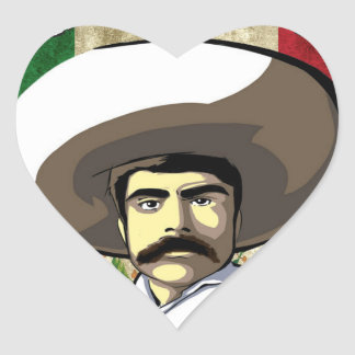 emiliano heart sticker