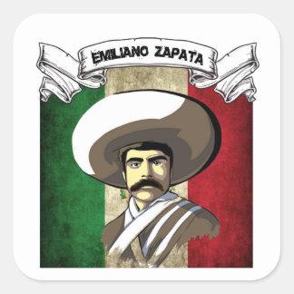 emiliano square sticker