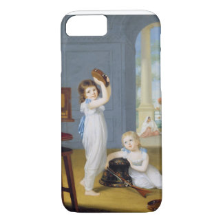 Emily and George Mason, c.1794-95 (oil on canvas) iPhone 7 Case