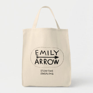 Emily Arrow Tote Bag