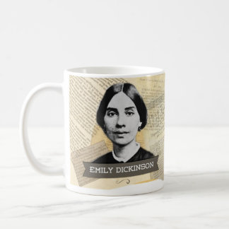 Emily Dickinson Historical Mug
