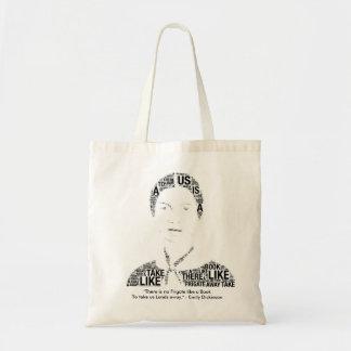 Emily Dickinson Tote Bag