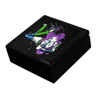 Emily Magical Rainbow Butterfly Fairy Jewelry Box