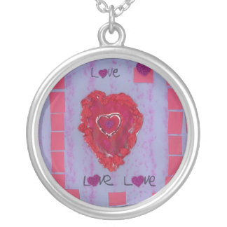 Emily's Heart Necklace