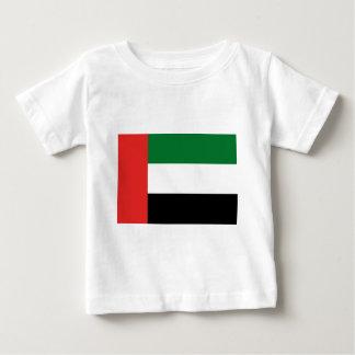 Emiradosarabes flag baby T-Shirt