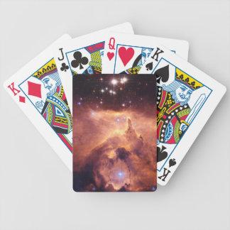 Emission Nebula NGC6357 Deck Of Cards
