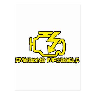 Emissions Impossible Postcard