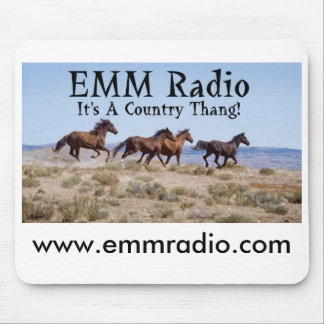 EMM Radio Mousepad