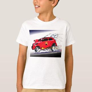 Emma and Neils Honey monster Racing Pop T-Shirt