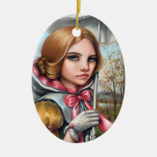 Emma Ceramic Ornament