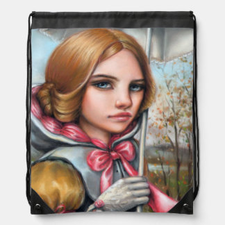 Emma Drawstring Bag