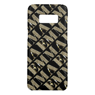 Emma Elegant Golden Glitter Look Typography Name Case-Mate Samsung Galaxy S8 Case