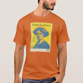 Emma Goldman Anarchism T-Shirt