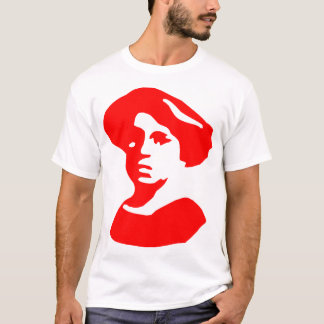 Emma Goldman w/ quote T-Shirt