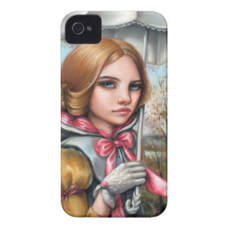 Emma iPhone 4 Case-Mate Case