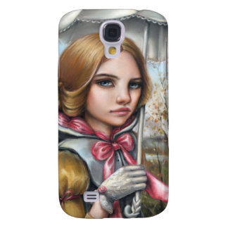 Emma Samsung Galaxy S4 Cases
