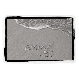Emma Sand Words on the Beach Magnet