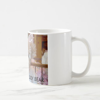 EMMA- THE TEDDY BEAR COFFEE MUG
