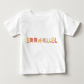 Emmanuel Baby T-Shirt