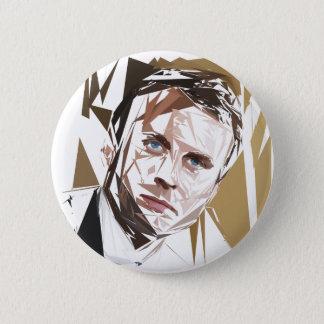 Emmanuel Macron 6 Cm Round Badge