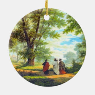 Emmaus Gifts Ceramic Ornament