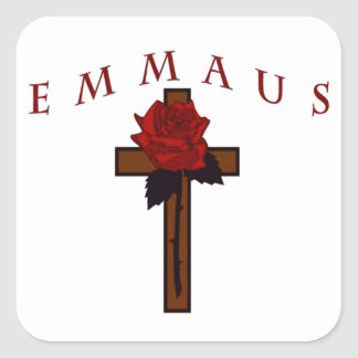 Emmaus Gifts Square Sticker