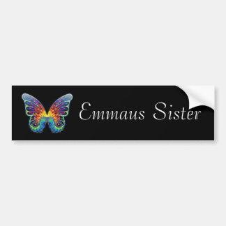 Emmaus Sister Bumper Sticker