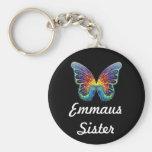 Emmaus Sister Keychain