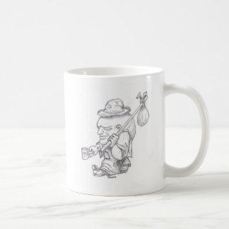 Emmett Basic White Mug