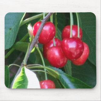 Emmett Cherries Mouse Pad