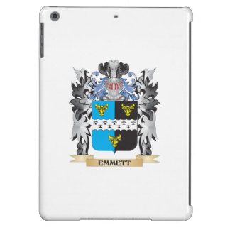 Emmett Coat of Arms - Family Crest iPad Air Case