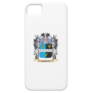 Emmett Coat of Arms - Family Crest iPhone 5 Cases