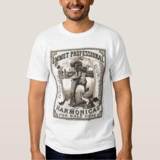 Emmett Harmonicas Tshirts