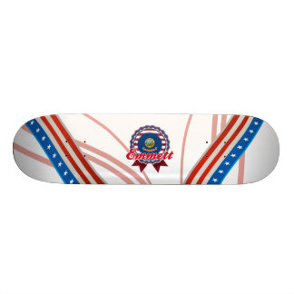 Emmett, ID Custom Skateboard