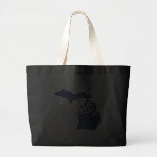 Emmett Michigan MI Shirt Bags
