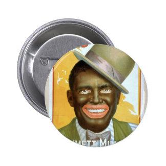 Emmett Miller A Thousand Frogs Vintage Theater Pins
