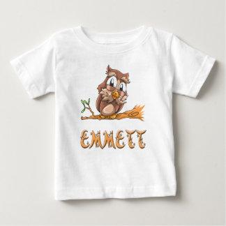 Emmett Owl Baby T-Shirt