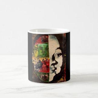 Emmett Till Abstract Collage Mug
