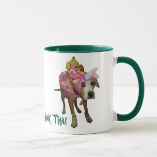 Emmett Tomahawk Thai Mug