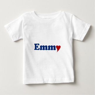 Emmy with Heart T-shirt