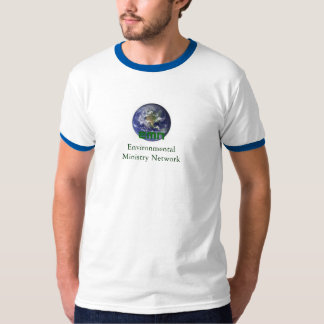EMN Ringer Logo 1 T-Shirt