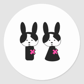 Emo Boy Emo Girl Sticker