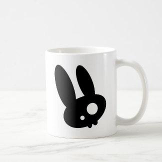 Emo Bunny Coffee Mug