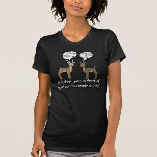 Emo deer shirt