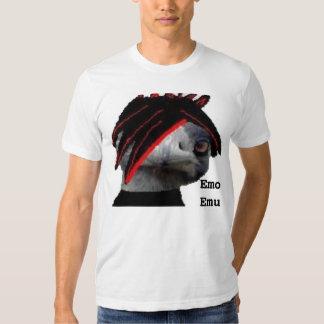 Emo Emu T Shirts