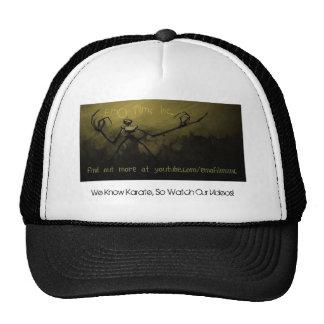 Emo Films Inc. We Know Karate Hat