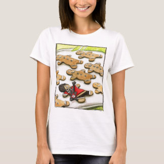 Emo Gingerbread T-Shirt