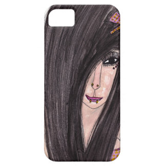Emo Girl iPhone 5 Covers