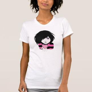 emo girl, or boy ? T-Shirt