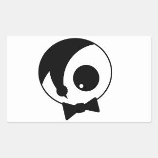 Emo Guy Rectangle Sticker